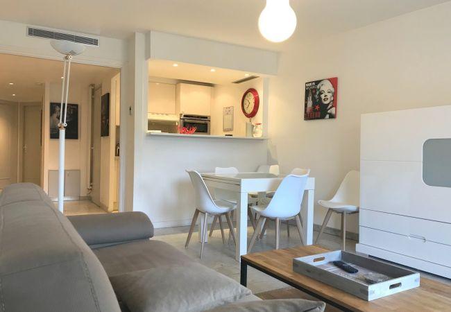 Appartement à Cannes - 151L DEBL - Bel appartement à 2 pas des plages