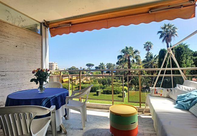 Appartement à Cannes - 193L LAMB - A 2 pas des plages avec piscine