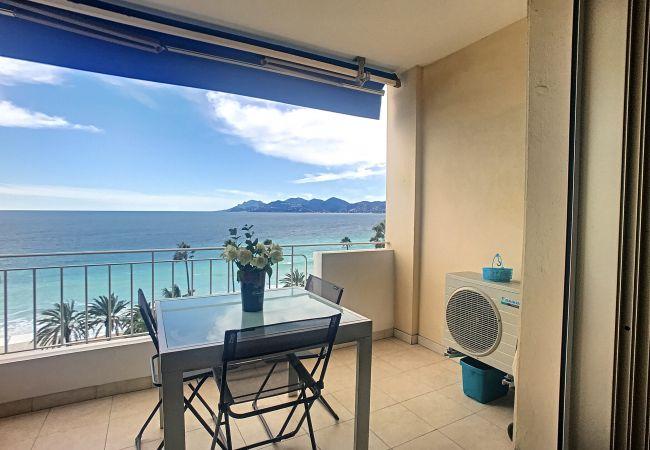 Appartement à Cannes - 120L RONGEA - Emplacement et vue exceptionnels
