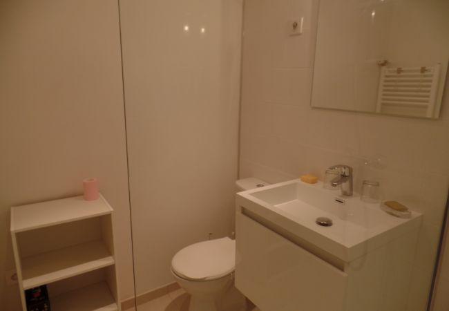 Appartement à Cannes - 207L MON - Bord de mer, studio, piscine