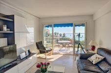 Appartement à Cannes - Belle terrasse vue mer , proche plages 223L/FOV