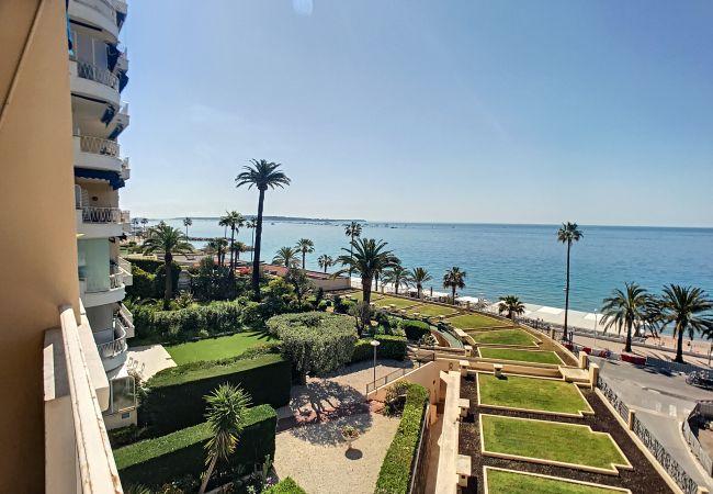 Appartement à Cannes - 243L RIV - Emplacement idéal et superbe vue mer