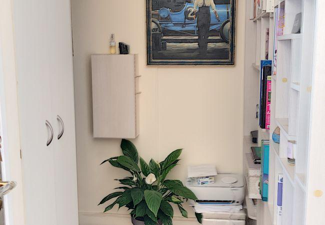 Appartement à Cannes - 260L AUB - Situation et vue mer exceptionnelle
