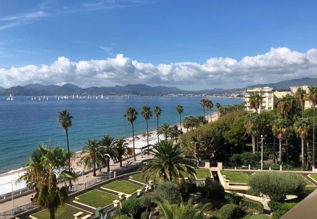 Appartement à Cannes - 134L FAC - Situation et vue exceptionnelles