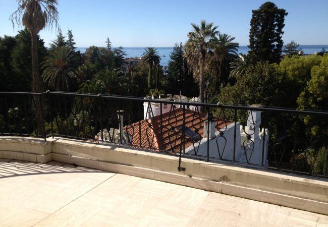 Apartment in Cannes - 161L DEBR - Grande terrasse vue mer au calme