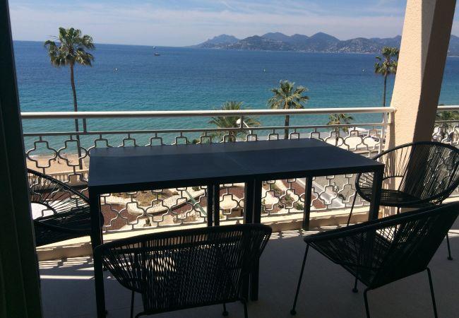 Apartment in Cannes - 214L MYA - Emplacement et vue exceptionnels