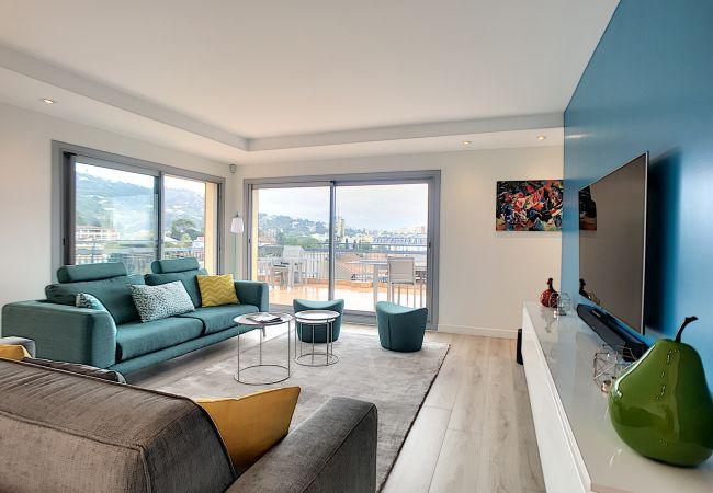 Apartment in Cannes - 250L BUR - Villa sur le toit
