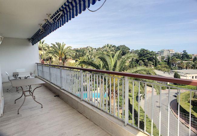 Apartment in Cannes - 263L DILLI -  vaste 4p Bord de mer