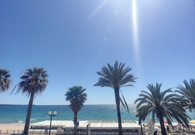 Apartment in Cannes - 266L LEBL 2p front de mer