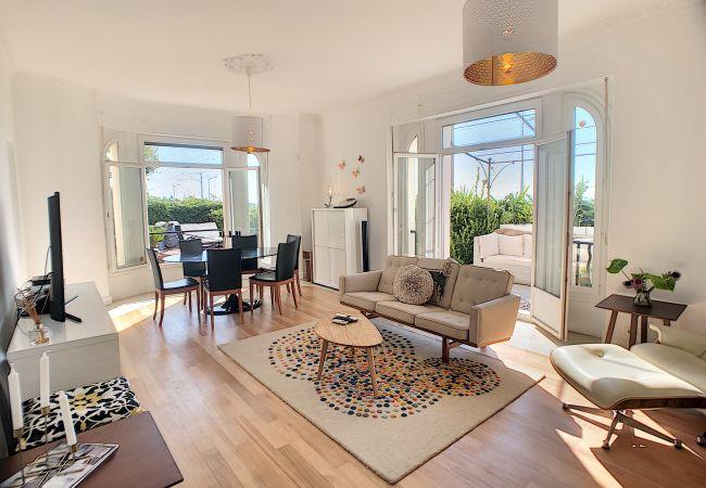 Apartment in Cannes - Magnifique 3 chambres, terrasses, plages 273L/GRET