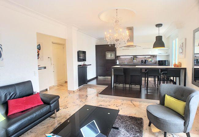 Apartment in Cannes - 277L - DIEUDON  superbe 3 pièces