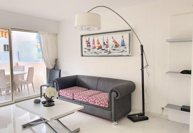 Studio in Cannes - A 2 pas des plages et du centre 276L/VALL